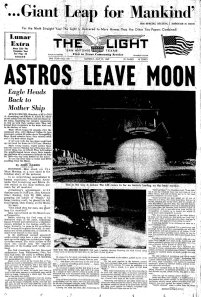 Astros Leave Moon