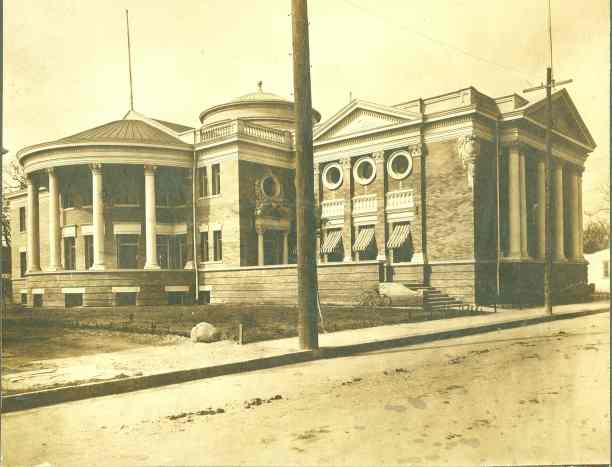 1903 Carnegie Library